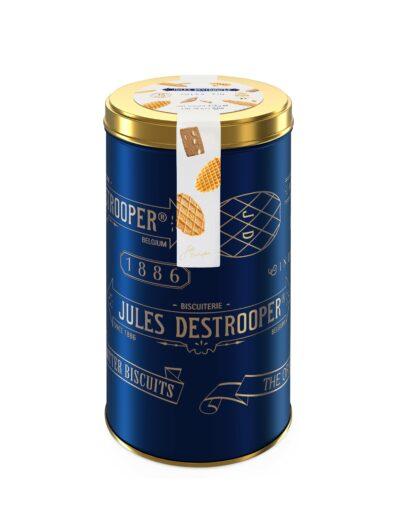 Blue/Golden Cookie Tin 475g