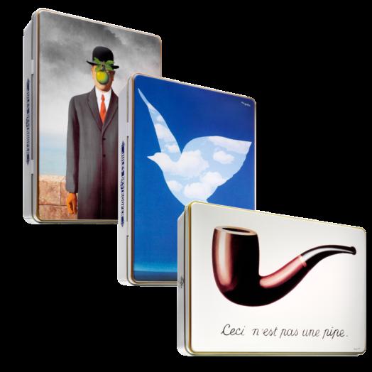 Geschenkblik Magritte 350g