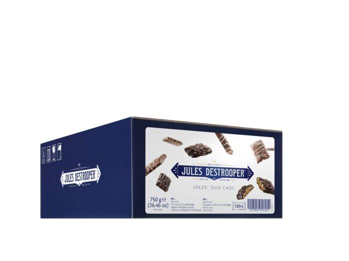Jules' Duo Choc (2 variëteiten, chocolade)