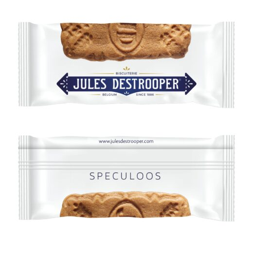 Jules' Selection (4 variëteiten - 2 natuur / 2 chocolade)