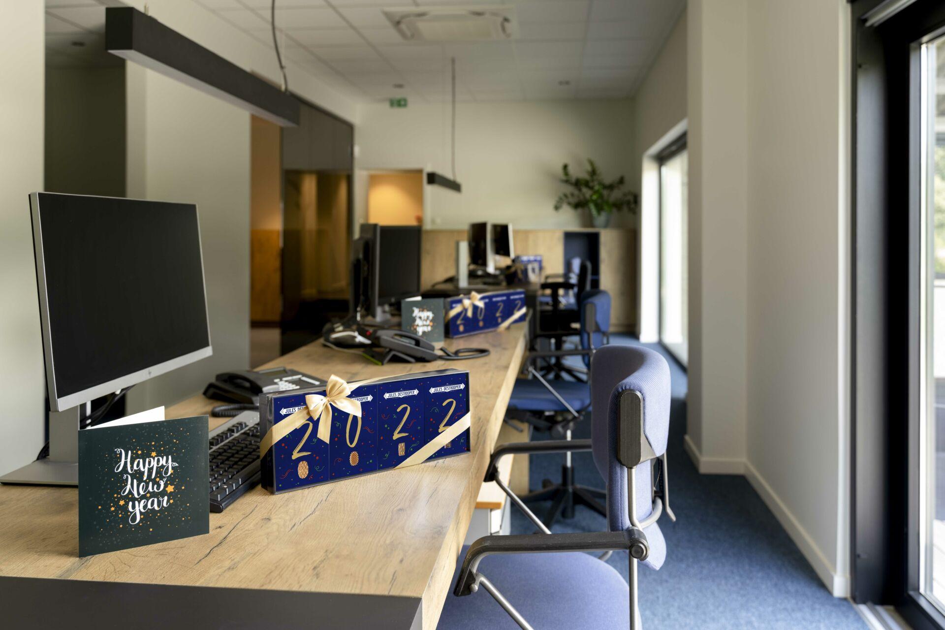 Geschenkbox 2022 bureau